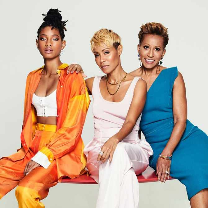 Mother's Day mood! Jada Pinkett Smith, Michelle Obama, and more celebrity moms who taught their daughters to be fitness focused