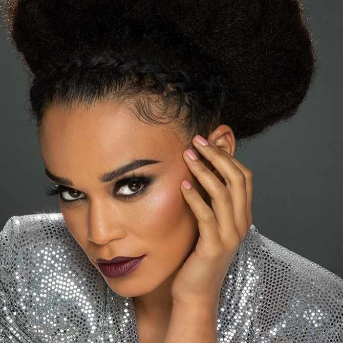 Pearl Thusi gets dragged for rude comment on Jill Scott
