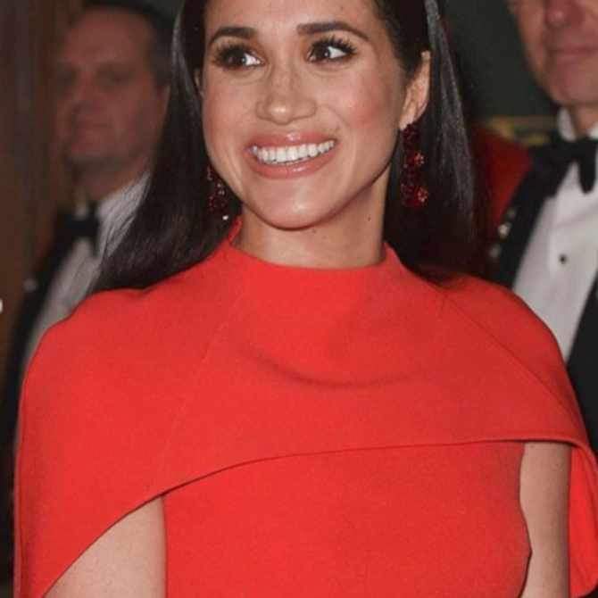 WATCH: Duchess of Sussex speaks up about George Floyd's death
