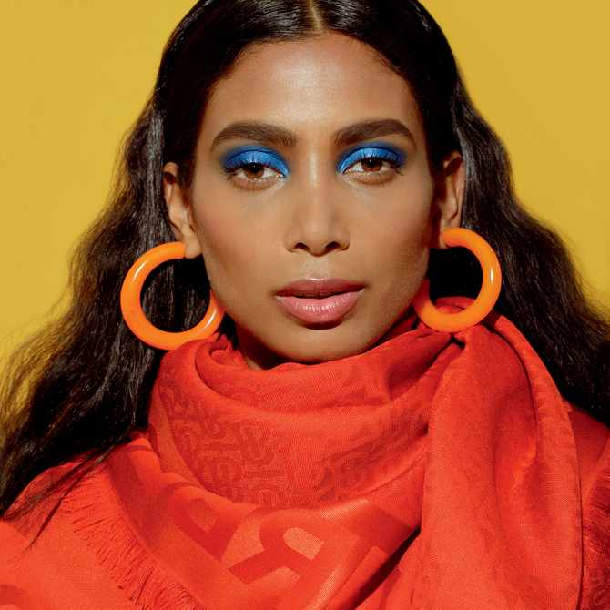 Get the look: Fashions hottest trend of the season - colour blocking