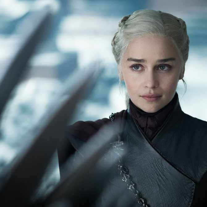 Emilia Clarke apparently watched a lot of Hitler speeches for that final Game Of Thrones speech