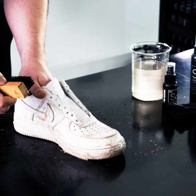 Protect your best pair: Busting white sneaker cleaning myths