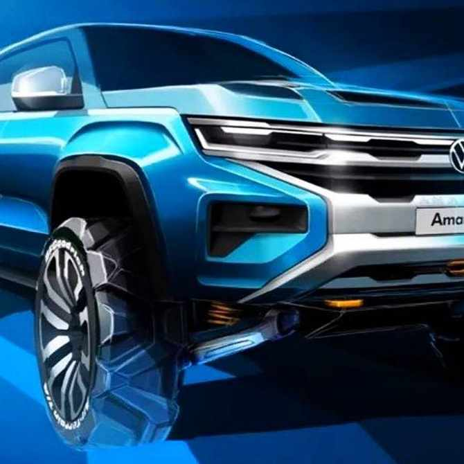 The Next VW Amarok to be built in South Africa, by Ford