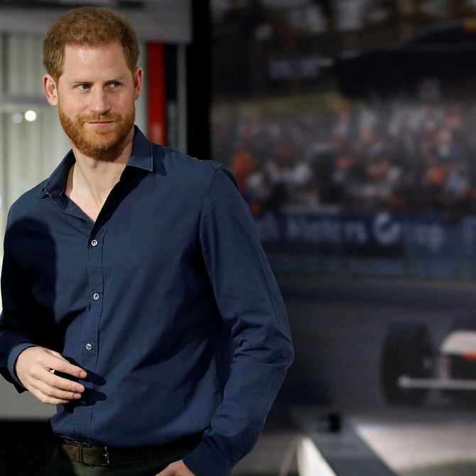 WATCH: Prince Harry says Princess Diana would be fighting to end racism