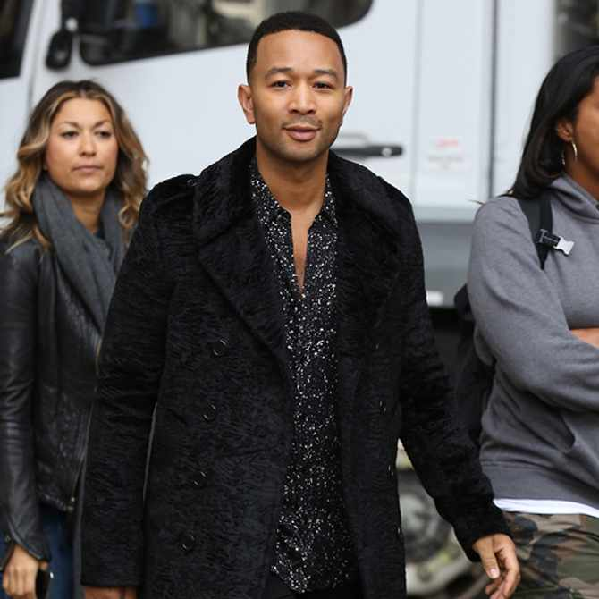John Legend just became the First African American man to win an EGOT