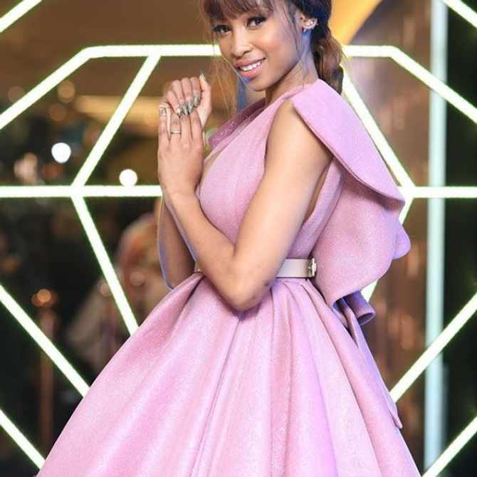 The best dressed celebs at the DStv Mzansi Viewers' Choice Awards