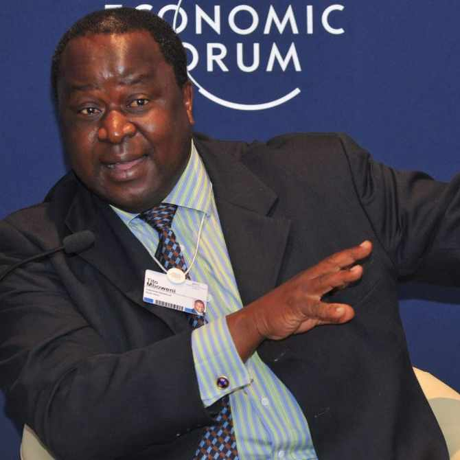5 things you need to know about new Finance Minister Tito Mboweni