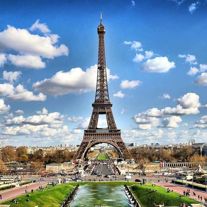The city of Love, Paris is where you want to be this Valentines Day