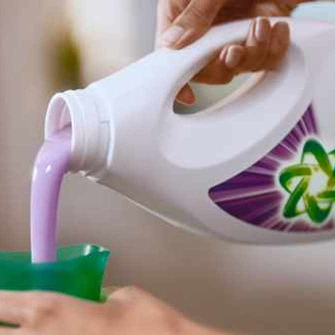 How to use and dose Ariel Liquid Detergent