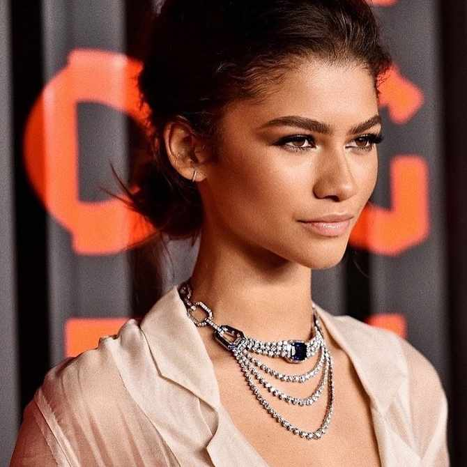 Zendaya 'speechless' by first-ever Emmy nomination