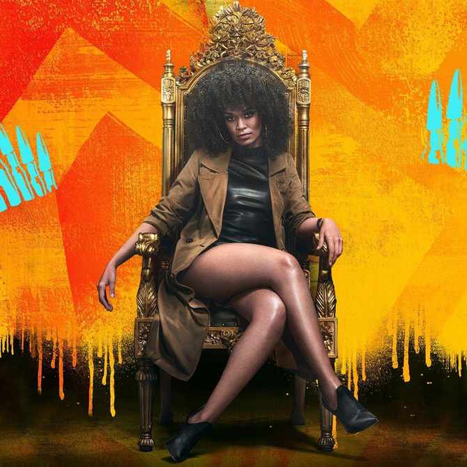 EXCLUSIVE: Pearl Thusi talks about why Queen Sono is her dream come true