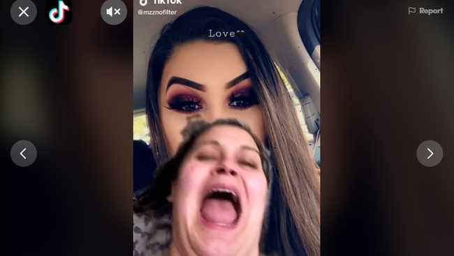 TikTok's latest 'Catfish challenge' reveals what women really look like compared to their super glamorous pics