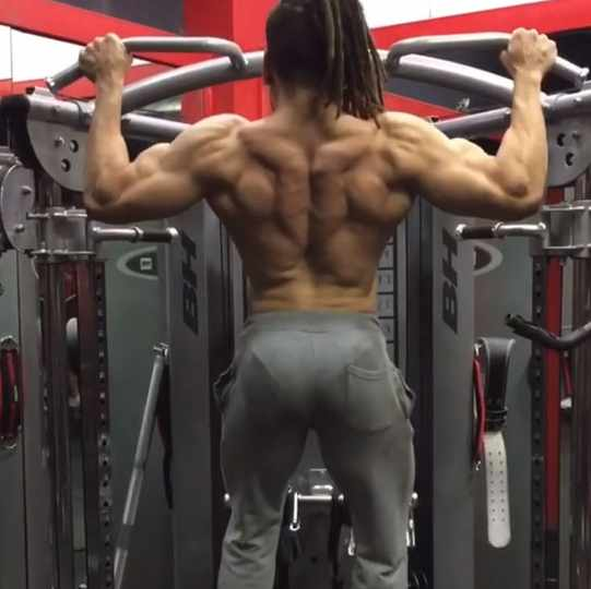The 5 exercises you need for a complete back workout