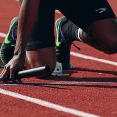 6 exercises to train your legs like an Olympic runner