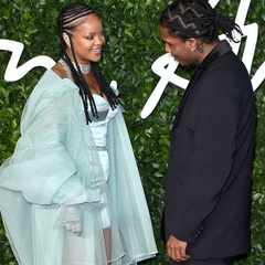 A$AP Rocky truly blessed to have Rihanna