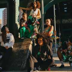 Glamour exclusive: H&M collaborates with all-female skate crew Skate Kitchen