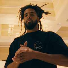 J Cole surprises fans with new song and video out the blue