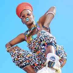 Toya Delazy on her potent new album, Afrorave Vol.1—that's reviving the fighting spirit in the youth