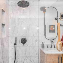 What to look for in a shower head