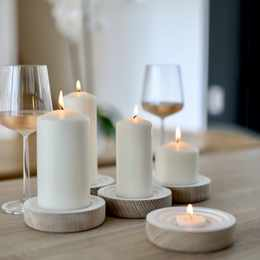 Five ways to decorate your home with candles