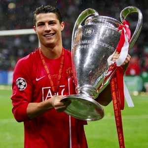 5 of Cristiano Ronaldo's most shining moments at Manchester United