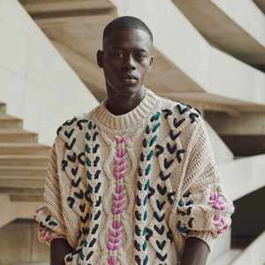 Alpha Dia on diversity in fashion and his most important project