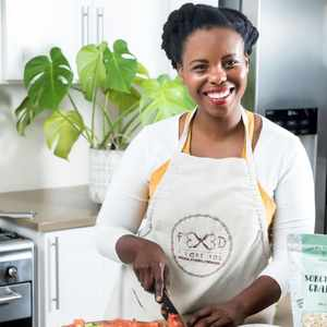 Chef Mpho Phelane shares her 4 tips for success