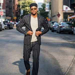How to dress down a suit – and still look sharp