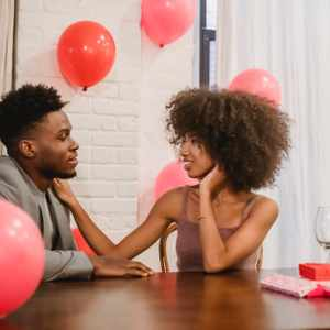 How to tell if a romantic gesture is too much