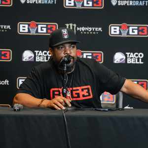 Ice Cube starts a basketball league called the Big3