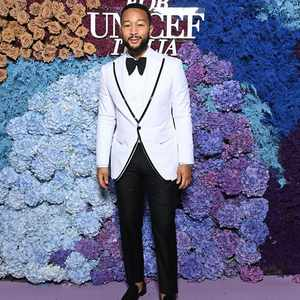 John Legend: 'I'm always conscious about how I look'