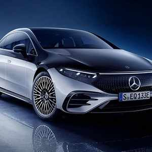 Mercedes-Benz electric cars are designed for the long haul