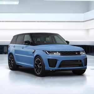SEE: The new Range Rover Sport SVR is dropping soon