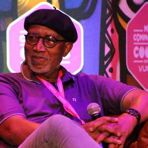 Sipho 'Hotstix' Mabuse shares top tips for success with young creatives