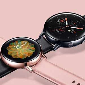The Samsung Galaxy watch Active 2 finally provides a stylish-enough rival to the Apple watch