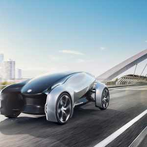 The driving experience of the future