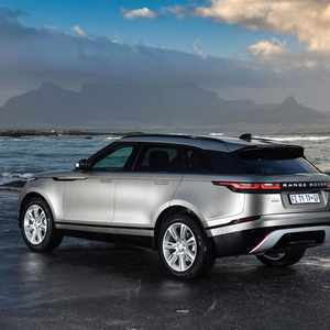 The new Range Rover Velar is one of the most stylish SUVs to date