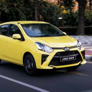 Toyota announces the all new Agya for the entry level market