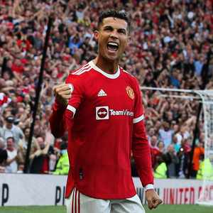 WATCH: Cristiano Ronaldo's 'unbelievable' Manchester United return exceeds his expectations
