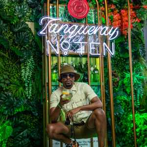 Win a passport to good times with Tanqueray this festive season