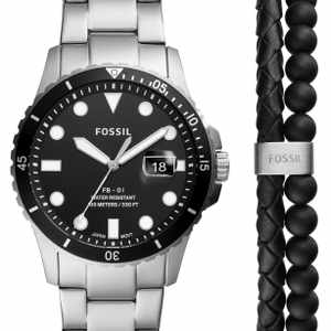 Win with GQ & Fossil watch this Father's Day