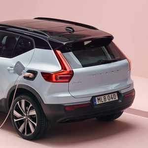 You now can purchase the Volvo XC40 P8 Recharge online