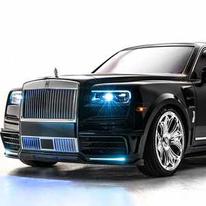 Your first look at Drake's pimped-up Chrome Hearts Rolls-Royce