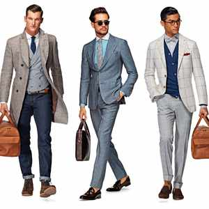 The 4 suits every man should invest in