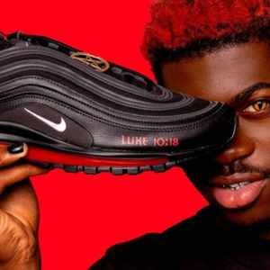WATCH: Nike files lawsuit against MSCHF over Lil Nas X's 'Satan Shoes'