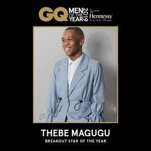 Breakout star of the Year: Thebe Magugu