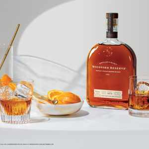 WIN: Celebrate Old Fashioned Week with Woodford Reserve to inspire the senses