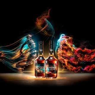 A first of its kind collaboration, Hennessy sparks a vibrant new movement