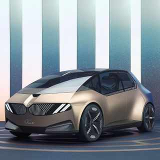 BMW's new 100% recyclable car concept is the first of its kind in the automobile industry