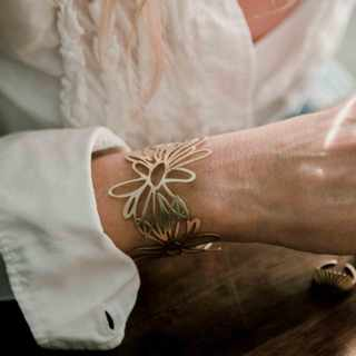 Botanical jewellery: expressing your love for plants in what you wear